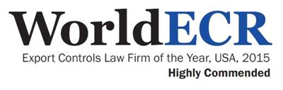 WorldECR Award Logo