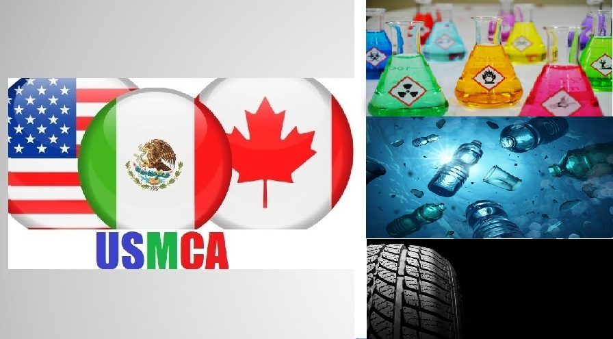 USMCA and the Chemical, Rubber and Plastics Industries - What You Need to Know @ Online Webinar
