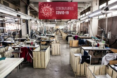 """Overcoming the frays: """"COVID-19's Impact on the Textile and Apparel Industry"""" @ Online webinar"""
